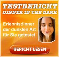 Testbericht zum Dinner im Dunkeln