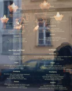 Essen beim Dinner in the Dark - Bewertung, Erfahrung, Erlebnisbericht