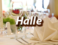 Dinner in the Dark in Halle bzw. der Region - Tipps, Angebote, Termine