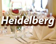 Dinner in the Dark in Heidelberg - Erlebnisangebote